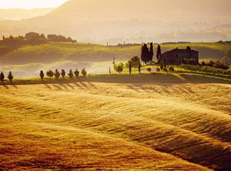 Kokkeskole i Toscana