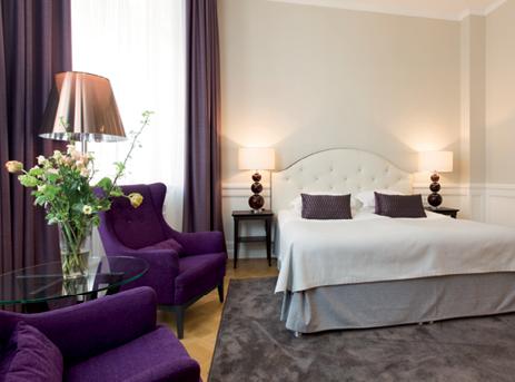Ophold på Elite Hotels i Sverige