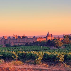 Romantisk Weekend på slot i Frankrig