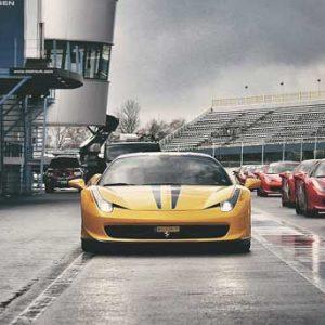 Sublim Ferrari Weekend