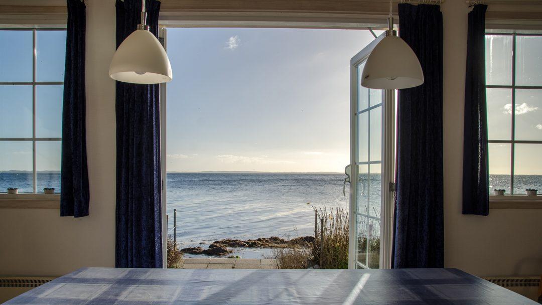 Sommerhusferie ved Vesterhavet