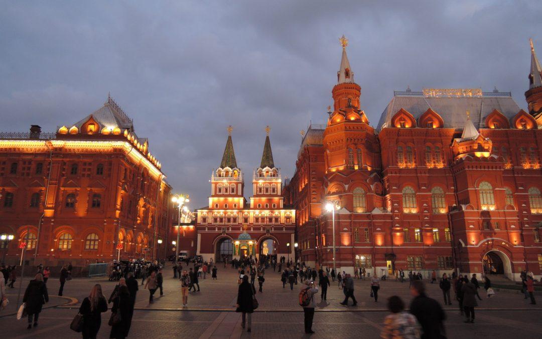 Rejs til Rusland og find kærligheden