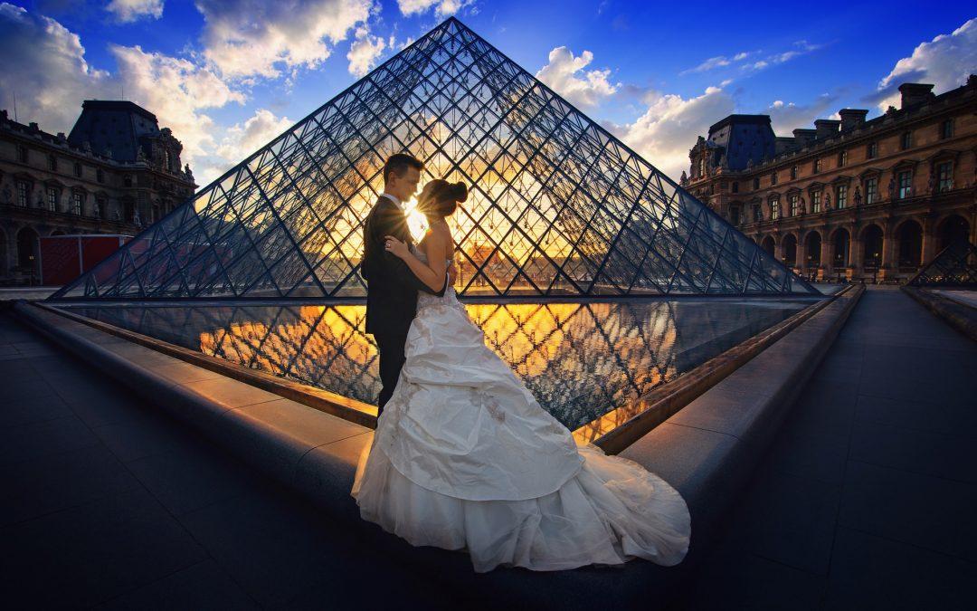 Sådan finder I den perfekte bryllupsrejse