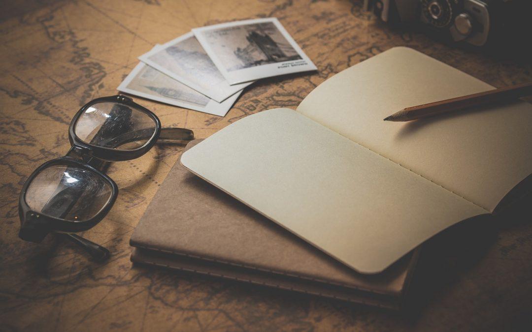 Del dine rejsehistorier