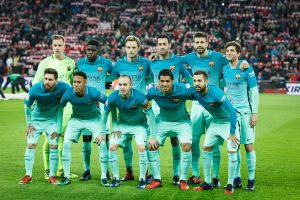 Fodbold - Barcelona