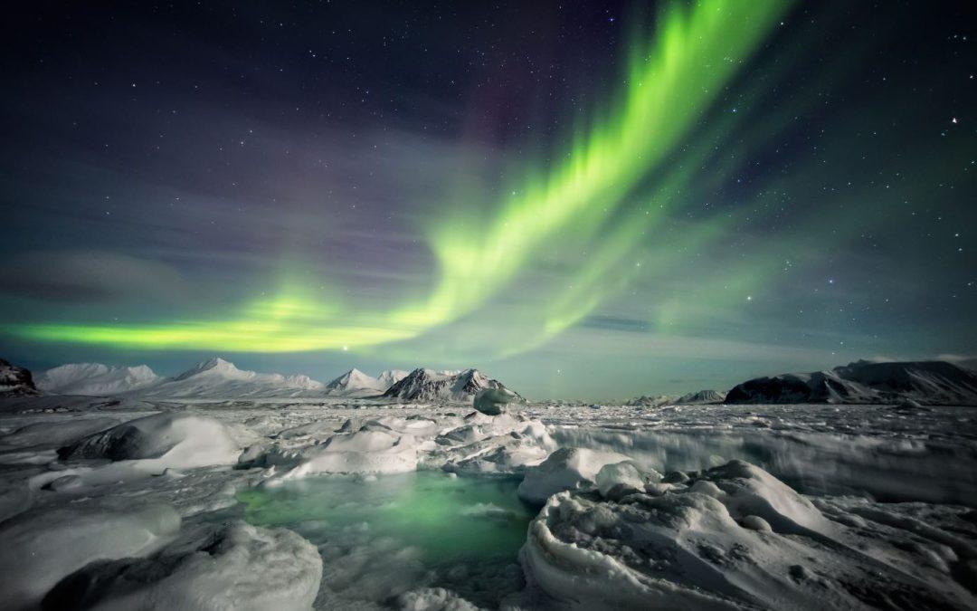 islandsk natur